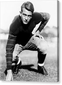 john-wayne-on-the-usc-football-team-everett-canvas-print